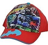Batman - Cappello - Ragazzo Rosso Rosso
