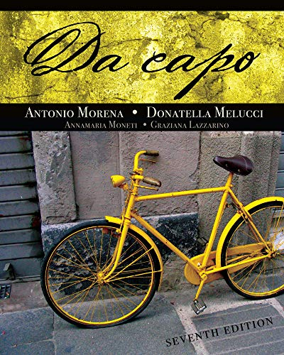 Da Capo (World Languages)