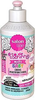 Creme Multifuncional Todecachinho Baby, Salon Line, 300ml