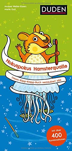 Books By Andrea Weller Essers Merle Goll_hokuspokus Hamsterqualle ...