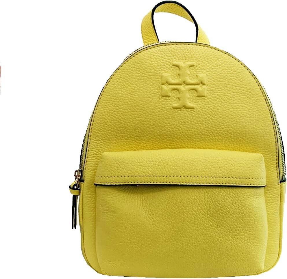 Tory Burch Womens Thea price Mini Long-awaited Chardonnay Backpack
