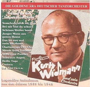 The Golden Era of the German Dance Orchestra: Swing in der Imperator Diele (1939 - 1948)