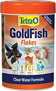 Tetra GoldFish Flakes, Fish Food for all Goldfish and Small Ponds, 12g