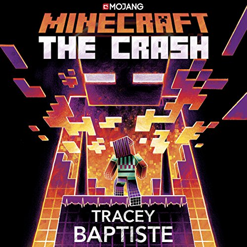 Minecraft: The Crash audiobook cover art