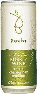 バロークススパークリングワイン白 シャルドネ/セミヨン ケース売り 缶ワイン [ スパークリング 辛口 オーストラリア 250ml×24本 ]