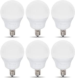 Best candelabra base light bulbs Reviews
