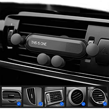 Black//Silver New LX1-741-2 Bracketron Lux Car Holder for Mobile Phones