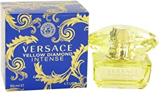 Yellow Diamond Intense by Versace for Women - Eau de Parfum, 90ml
