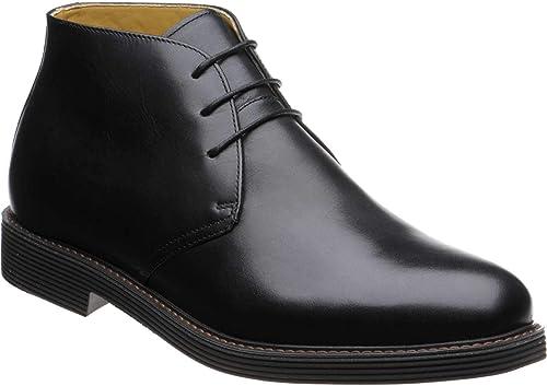 Herring 145697113 - Stiefel para Hombre schwarz schwarz Waxy Calf