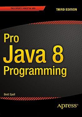 Pro Java 8 Programming