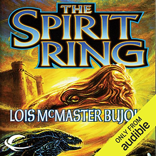 The Spirit Ring audiobook cover art