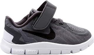 8f2d5eb197b1f Nike Free 5 (TDV) Dark Grey Black Wolf Grey 725107-010