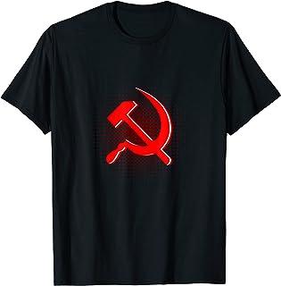 Faucille de propagande politique communiste T-Shirt