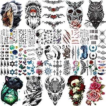 Best owl skull tattoo Reviews