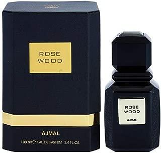 Ajmal Rose Wood for Men and Women (Unisex) EDP - Eau De Parfum 100ML (3.4 oz)