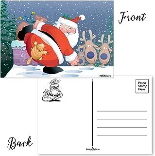 Best printable vintage christmas postcards Reviews
