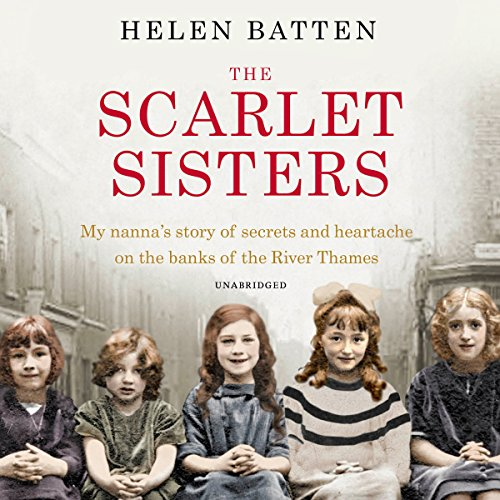 The Scarlet Sisters cover art