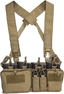 Haley Strategic Partners Disruptive Environments D3CR-H 762 Heavy Chest Rig with X Harness