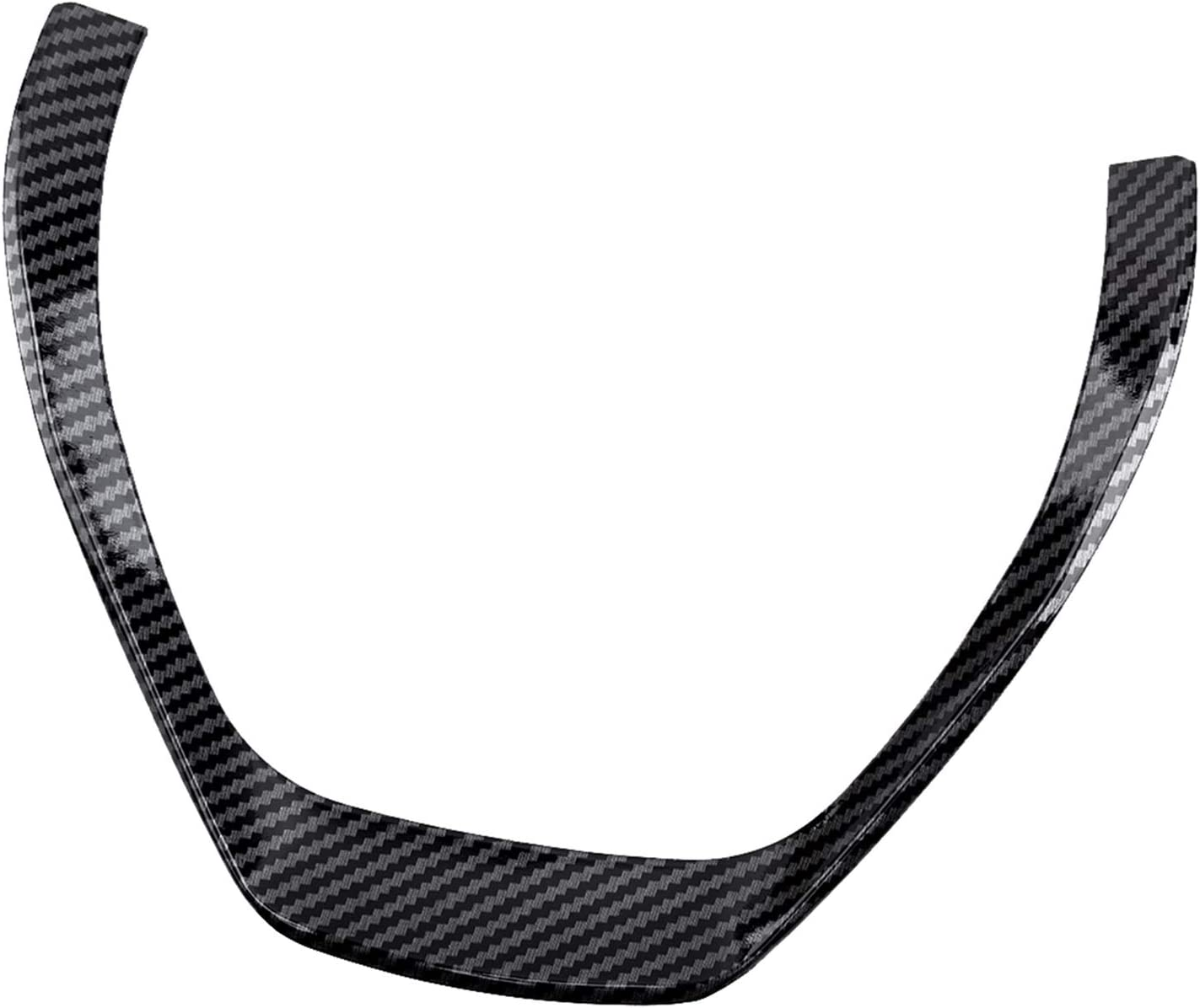 Anteprima Ranking TOP16 ABS Black Carbon Fiber Steering Style List price Decoration Wheel