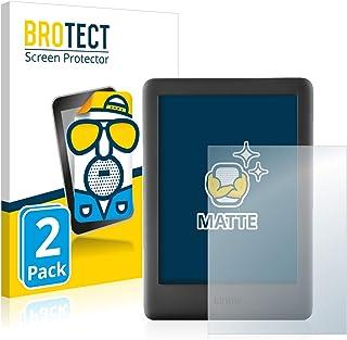 BROTECT 2x Antireflecterende Beschermfolie compatibel met Amazon Kindle 2019 (10. Generatie) Anti-Glare Screen Protector, ...