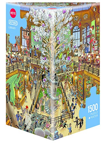 29840 Library, Oesterle Puzzles Triangulares