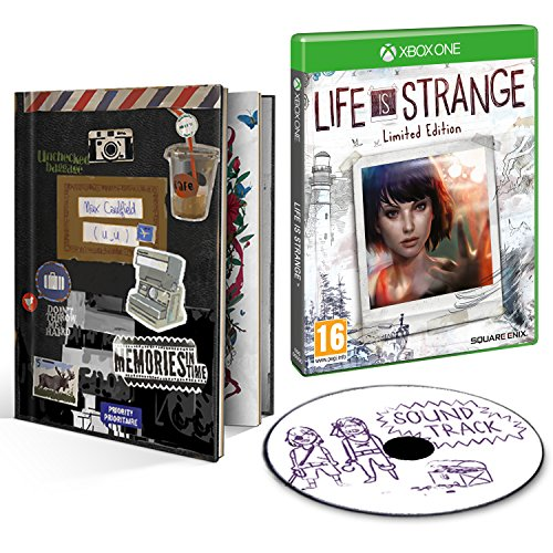 Square Enix Life Is Strange (Limited Edition) Xbox One