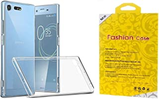 Sony Xperia XZ Premium Drop resistant Shockproof TPU Case Cover- Clear.