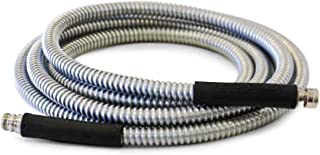 Armadillo Hose DH10 1/2-Inch by 10-Foot Galvanized Steel Dura-Hose