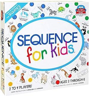 لعبة التتابع للاطفال