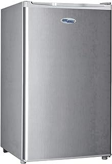 Super General 140 Liters Single Door Refrigerator - Silver, SGR 060 HS