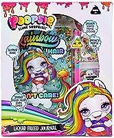 Poopsie Liquid Filled Journal by Horizon Group USA