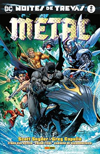 Noites De Trevas: Metal - Volume 2