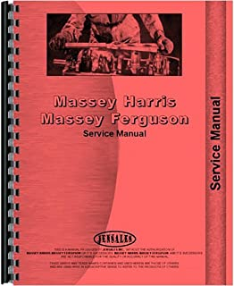 Engine Service Manual For Perkins A4.236 Diesel Engine