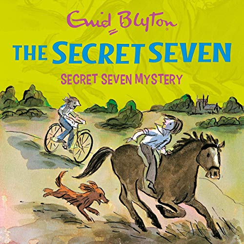 Secret Seven Mystery cover art