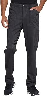 dickies Men's Natural Rise Straight Leg Scrub Pant