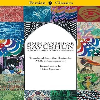 Savushun: A Novel About Modern Iran  cover art