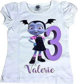 vampirina 5th birthday shirt