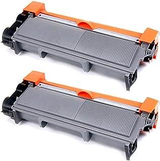 kit 2x / Toner Compatível Brother TN-660 TN-2370 TN-2370 / DCP-L2540 L2540DW MFC-L2740DW L2720DW