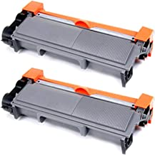 kit 2x / Toner Compatível Brother TN-660 TN-2370 TN-2370 /