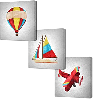 sailboat nursery art