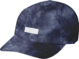 RVCA Men's Sunday Cap, Blue, ONE Size