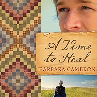 A Time to Heal audiobook cover art
