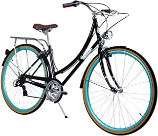 Zycle Fix ZF Bikes Civic Women - City Series 7 Speed Urban Commuter Bicycle