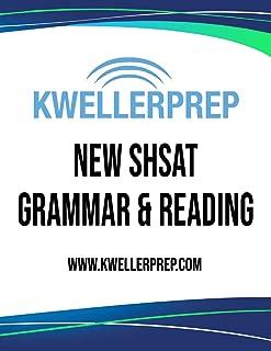 Kweller Prep NEW SHSAT Grammar & Reading