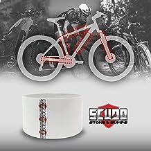 Quattroerre 16042 Rotolo 3M Protezione Telaio Bicicletta 5 cm x 3 m