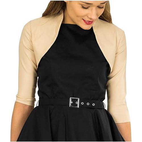 Bolero Jackets for Evening Dresses: Amazon.com