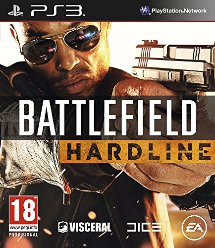 BATTLEFIELD HARDLINE - PS3 (1 DVD)