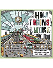 How Trains Work (Lonely Planet Kids) [Idioma Inglés]