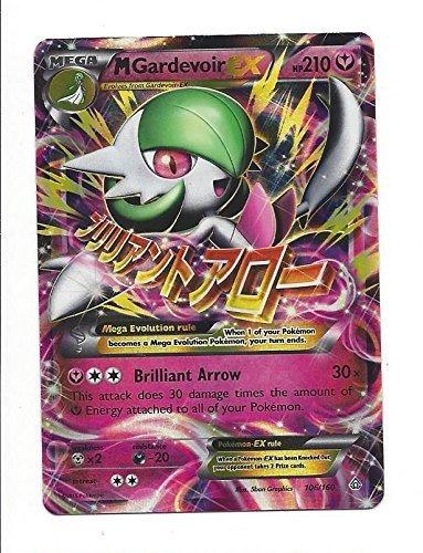 Pokemon Cards XY Primal Clash Mega Gardevoir Ex 106/160