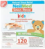 Neil Med Sinus Rinse Pediatric Packets, Premixed...